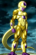 Frieza gets a power-up that puts him in the league of Super Saiyan Blue Goku and Vegeta.