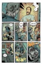 Kirkman did not expect to wake up to zombies.