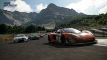 GT Sport is a highly realistic racing simulator that lets you race around famous tracks with friends