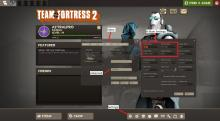 Team Fortress 2 graphics options