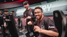 Aphromoo recently moved from CLG to 100 Thieves.