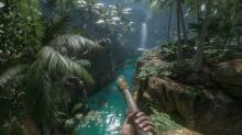 Lost in this beautiful, but deadly rainforest.