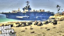 Create massive war zones in Los Santos