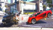 Turn GTA 5 into a realistic driving game
