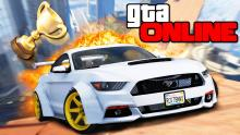 Find other players and compare your muscle cars