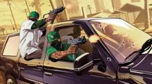 Official Art from GTA V