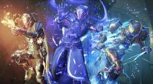 Guardians and their super abilities.