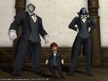 Who wants to go to a butler café in FFXIV?