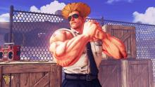 Guile ready for battle