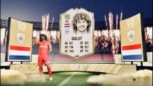 Gullit is the ultimate all-round icon card on FIFA 20.