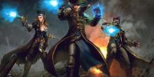 Gunslinger-Sorcerer Multi-class