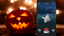 Dusclops encounters are more common during the annual Pokemon Go Halloween event!