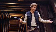 Han as he appears in Return of the Jedi