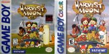 Original Harvest Moon cover art.