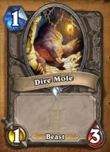Arguably the best 1-cost minion in the game, this beefy beast makes an excellent opener.