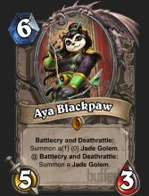A powerful Legendary card, part of the Jade Lotus set.