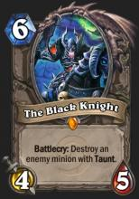 Can remove any Taunt minion from the board.