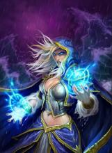 A powerful sorcerer capable of unleashing destructive magic.