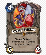A viral joke is now a powerful card capable of dealing the finishing blow.
