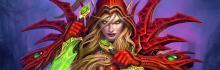 Valeera is a deadly assassin who swears no loyalty to either faction.