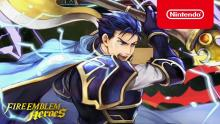 Legendary Hector swinging his equal legendary Thunder Armads.