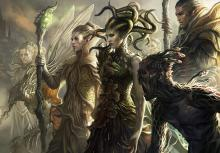 Heroes of Ravnica face the threat of Nicol Bolas
