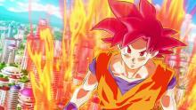 Goku in SSG