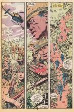 This comic focuses mainly on the common soldiers who fought.