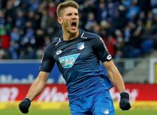 Andrej Kramarić leads Hoffenheim