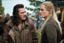 Legolas plays a crucial role in this trilogy