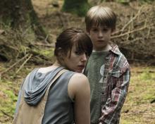 He looks like her son, but Sarah soon becomes suspcious of the boy who came back from the woods.