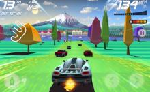 Bring back some nostalgic vibes with this 80s inspired Android racer