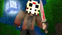 Take on Jason Voorhees and other terrifying villains in the Horror Movie Monsters mod.