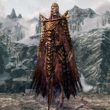 One of the faithful servants of Alduin