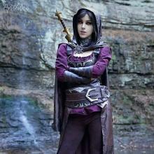 What would an Elder Scrolls Dark Elf look like in real life?