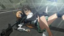 Takashi and Rei