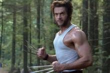 Hugh Jackman plays Wolverine, a role he has made famous over 17 years