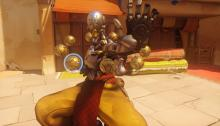 Zenyatta in Temple of Anubis