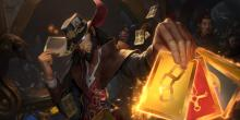 The card master is here to gamble your nexus away