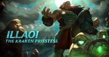 The Kraken priestess