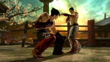 This what Tekken is all about, domestic violence.