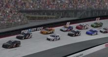 NASCAR Peak Antifreeze Series at Bristol.