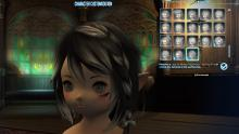 The looks in Lalafel and the highlight