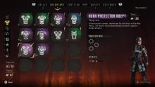 Nora Protector Adept Armor information page