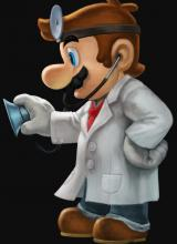 Dr. Mario was noticeably absent from Super Smash Bros Brawl's roster