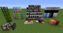 A showcase of new blocks from Industrial Foregoing