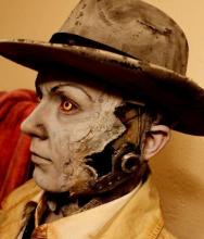 This Nick Valentine Cosplayer went above and beyond to get the look just right!
