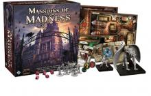 Travel through the haunted streets and building to solve the mysteries.