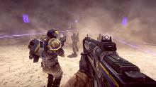 Pick a side in this advanced sci-fi type shooter.