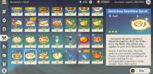 Obtaining it depends on how precise you are in the cooking mini-game